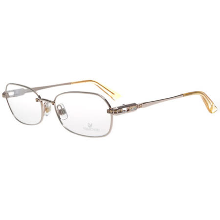SWAROVSKI-時尚光學眼鏡(金色)SW5002