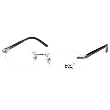 萬寶龍 MONTBLANC-時尚光學眼鏡(共2色)MB376