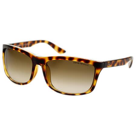 ARMANI-時尚太陽眼鏡(琥珀色/咖啡色/黑色)