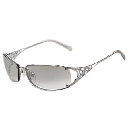 YSL-時尚太陽眼鏡 (水銀面)
