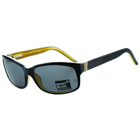 萬寶龍MONTBLANC-時尚太陽眼鏡(共2色)MB136S