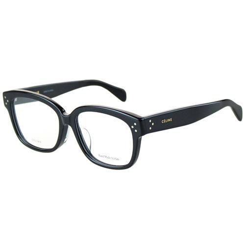 CELINE-時尚光學眼鏡(黑色)