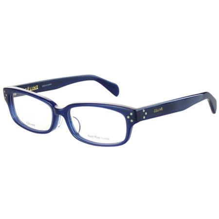 CELINE-時尚光學眼鏡(寶藍色)