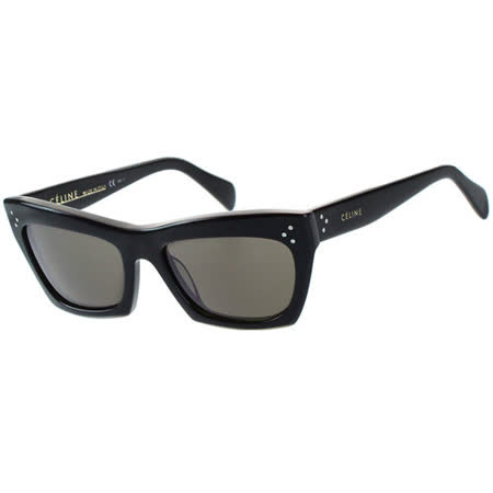 CELINE-時尚太陽眼鏡(黑色)