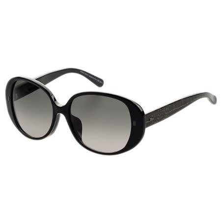 GIORGIO ARMANI-時尚太陽眼鏡(黑框+黑鏡片/黑框+咖啡鏡片)