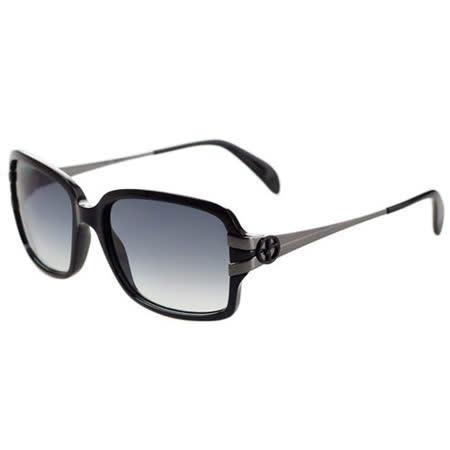 ARMANI-時尚太陽眼鏡(黑色)