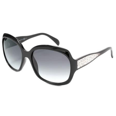 GIORGIO ARMANI-時尚太陽眼鏡(黑色)