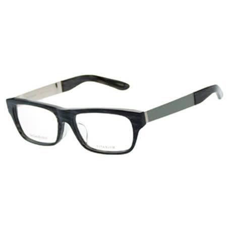 YSL-時尚光學眼鏡(大理石紋)