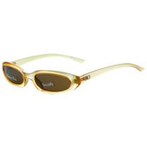 Dior-時尚太陽眼鏡(透明橘)
