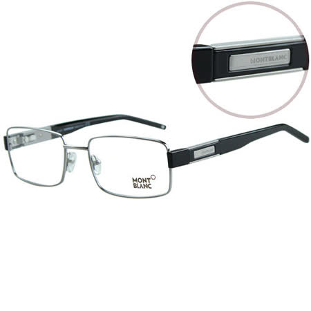 萬寶龍MONTBLANC-時尚光學眼鏡(共3色)MB350