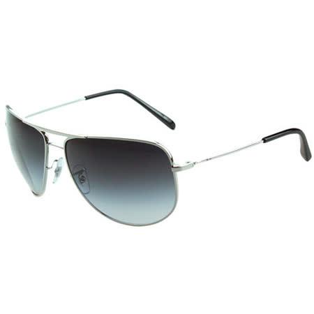 RAY BAN太陽眼鏡-RB3468E(共銀/金/槍色)