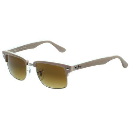 RAY BAN太陽眼鏡-RB4190(奶茶色)