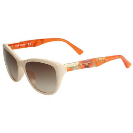 Paris Hilton派瑞絲希爾頓-時尚太陽眼鏡(裸粉色)