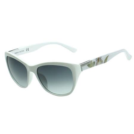 Paris Hilton派瑞絲希爾頓-時尚太陽眼鏡(白色)