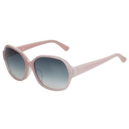 Paris Hilton派瑞絲希爾頓-時尚太陽眼鏡(粉紅)