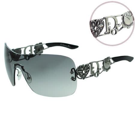 Dior-時尚太陽眼鏡(槍色)