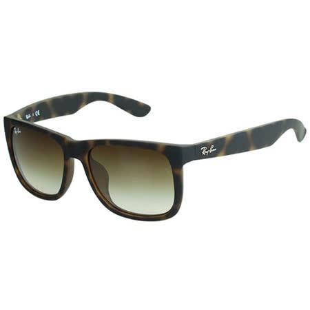 RAY BAN太陽眼鏡-RB4165F(霧面琥珀)