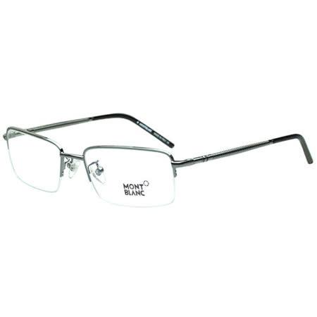 萬寶龍MONTBLANC-時尚光學眼鏡MB252(槍色)