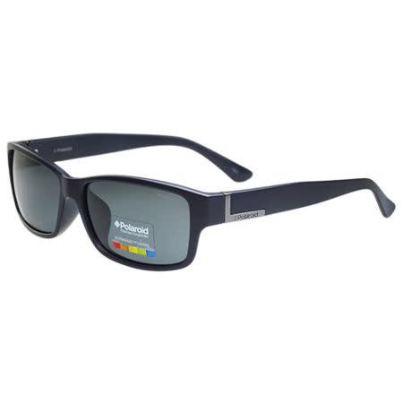 Polaroid 寶麗來-偏光太陽眼鏡(黑色)