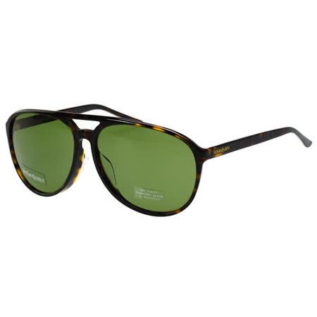 YSL 時尚太陽眼鏡 (琥珀色)