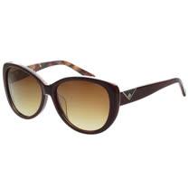 Polaroid 寶麗萊-偏光太陽眼鏡(咖啡紅色)