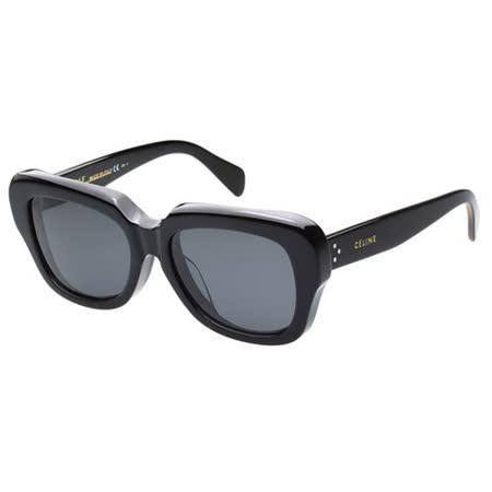 CELINE 時尚太陽眼鏡(黑色)