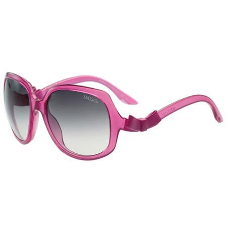 MAX&CO. 時尚太陽眼鏡 (亮粉色)