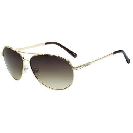 Polaroid 寶麗萊-偏光太陽眼鏡(金色)