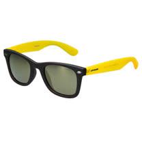 Polaroid 寶麗萊-偏光太陽眼鏡(琥珀+反光鏡片)