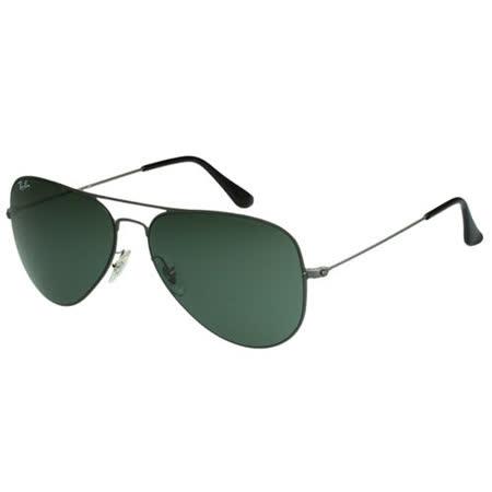 RAY BAN太陽眼鏡-RB3513(銀灰色/金色)