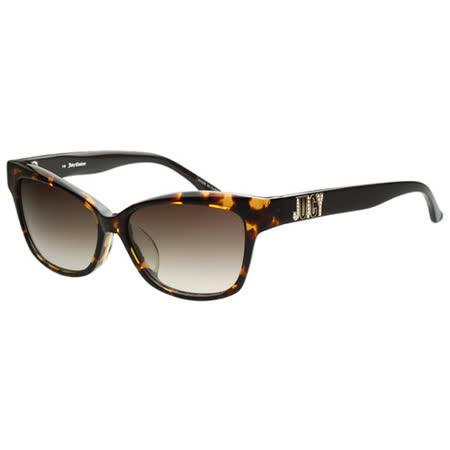 Juicy Couture 時尚太陽眼鏡(琥珀色)