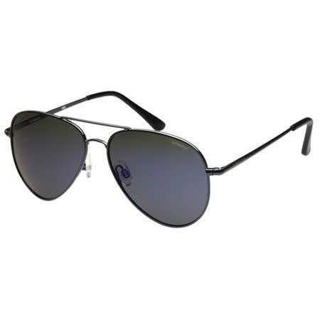 Polaroid 寶麗萊-偏光太陽眼鏡(槍色)