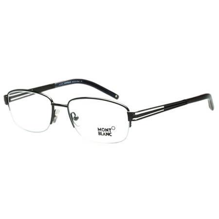 萬寶龍MONTBLANC 光學眼鏡 (黑色)MB346-008