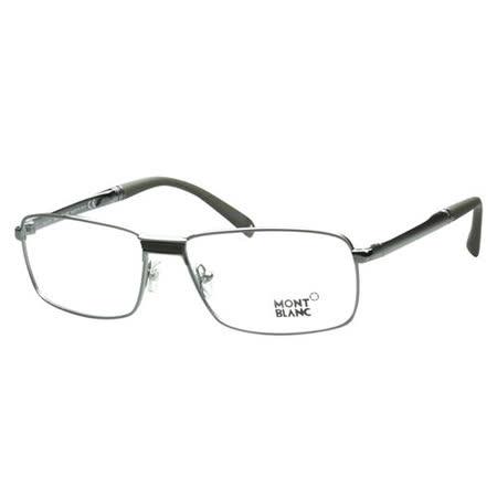 萬寶龍MONTBLANC 光學眼鏡 (槍色)MB348-008