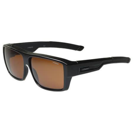 Polaroid 寶麗萊-偏光太陽眼鏡(亮/霧黑2色)