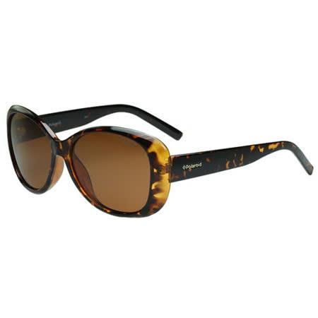 Polaroid 寶麗萊-偏光太陽眼鏡(琥珀色)