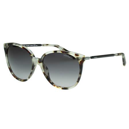 MAX&CO. 時尚太陽眼鏡(灰色豹紋)