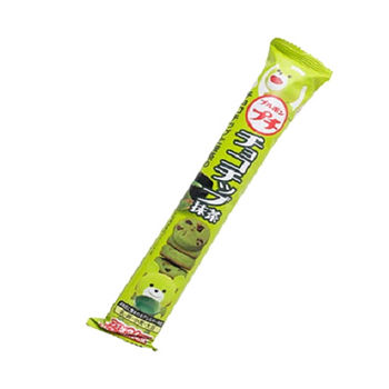北日本抹茶巧克力粒餅 58g