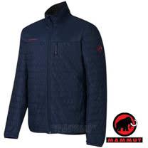 【瑞士 MAMMUT 長毛象】男新款 Runbold Tour 輕量中空纖維防風保暖外套夾克(僅420g)風衣.大衣/抗風排汗透氣極佳/藍 18420-5118