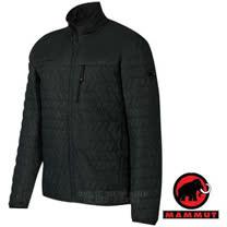 【瑞士 MAMMUT 長毛象】男新款 Runbold Tour 輕量中空纖維防風保暖外套夾克(僅420g)風衣.大衣/抗風排汗透氣極佳/黑 18420-0121