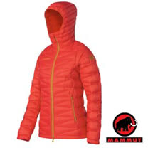 【瑞士 MAMMUT 長毛象】女限量新款 Shoulder Tour Jacket 高品質防風保暖鵝絨外套/防潑水羽絨衣.夾克大衣.登山滑雪賞雪_紅 19510-3271