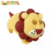 【ZOONIMAL 】可愛動物LED單車用前燈 獅子