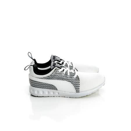 PUMA (女)慢跑鞋-白-18815105