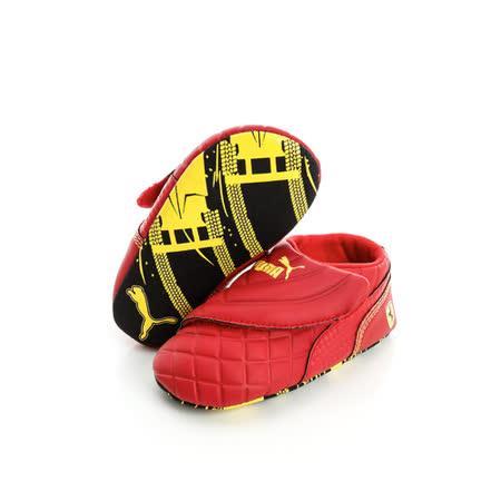 PUMA (童)學步鞋-紅-30518103