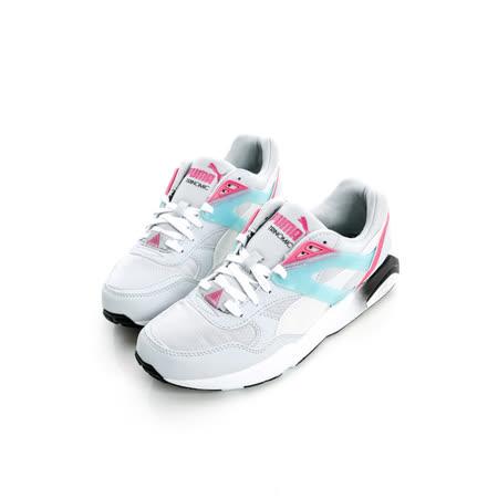 PUMA (童)賽車鞋-灰-35971102