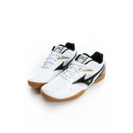 Mizuno 美津濃 (男)桌球鞋-白-81GA153609