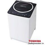 TOSHIBA東芝SDD 變頻12公斤洗衣機 魅力黑 AW-DE1200GG