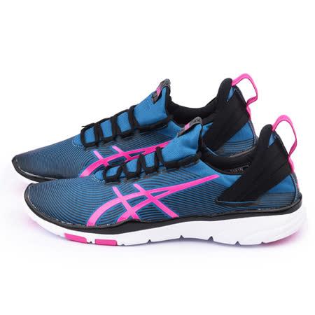 Asics 女款GEL-FIT SANA 2 訓練運動鞋S561N-5335-藍