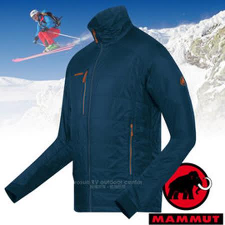 【瑞士 MAMMUT 長毛象】男新款 Eigerjoch Pro IS Jacket 超輕型防風保暖外套/Pertex.PrimaLoft Gold 保暖混紡/18370-5325 深藍
