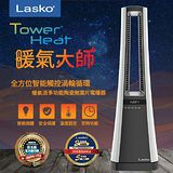 美國Lasko TowerHeat 暖氣大師全方位智能觸控渦輪循環暖氣流 多功能陶瓷無葉片電暖器 AW300TW